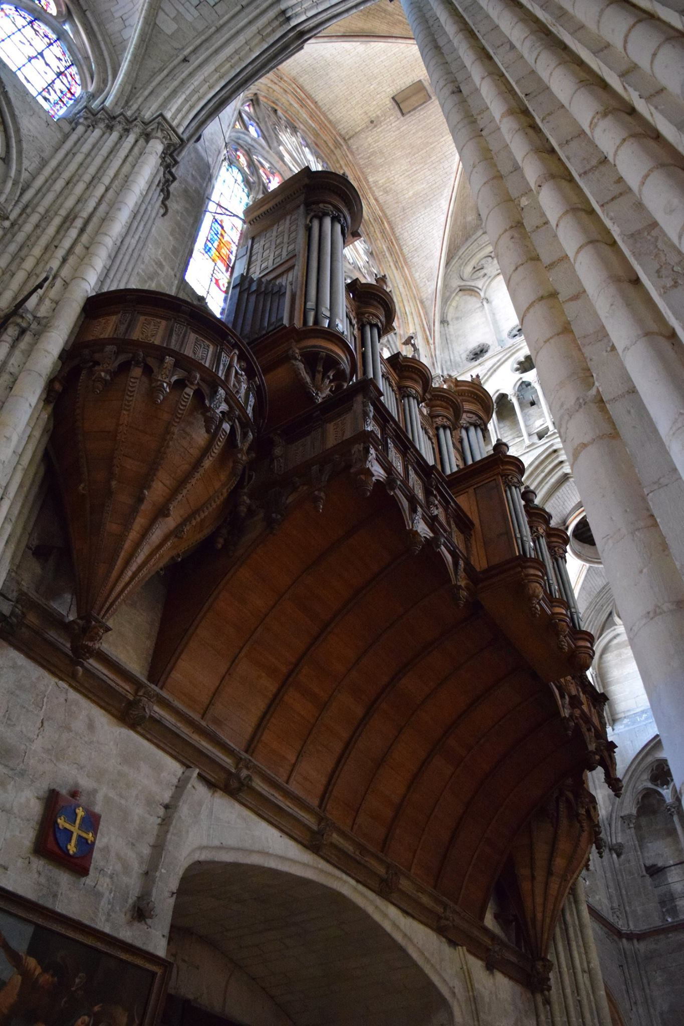 Orgue cathédrale de Bourges